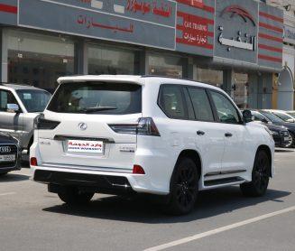 Lexus - LX 570 Sport - Black Edition
