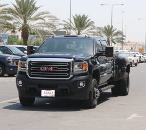 GMC - Sierra SLE 3500HD