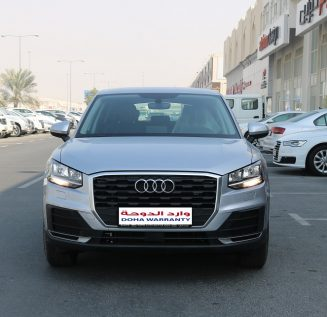 Audi Q2 Mid options