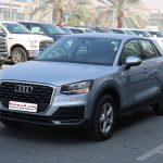 Audi Q2 Mid options