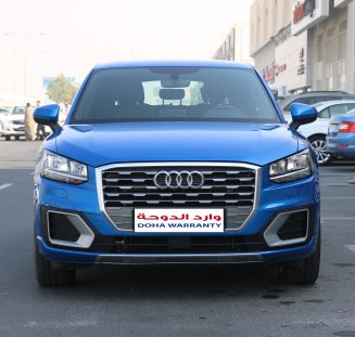Audi Q2 Full Options