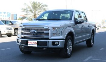 Ford F 150 - Platinum
