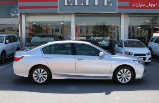 Honda Accord Mid Options 4CYL