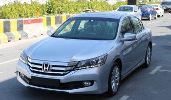 Honda Accord Mid Options 4CYL