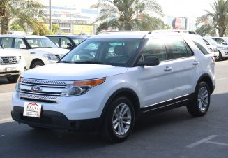 Ford Explorer Mid Options