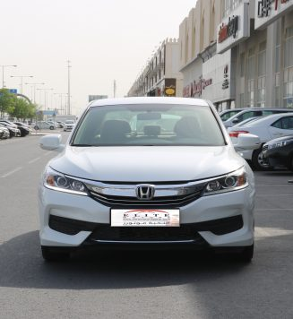 Honda Accord Mid Options