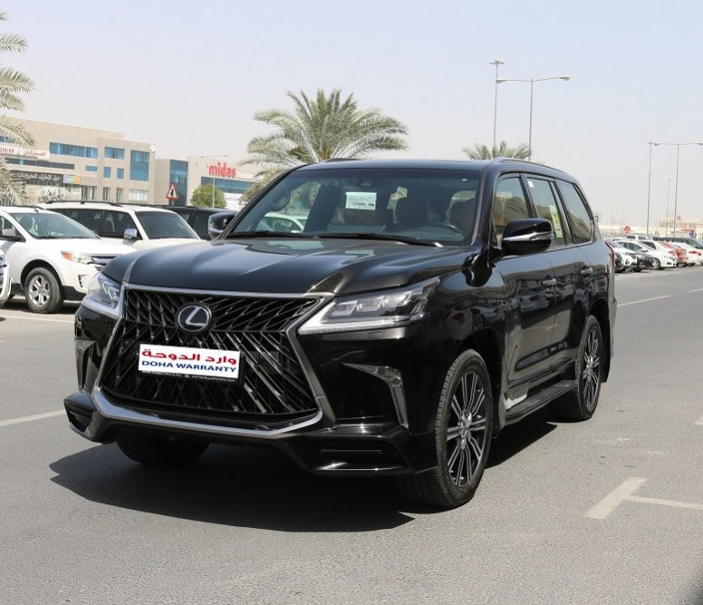 Lexus Sport: Elite Motors Qatar