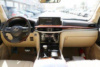 Lexus LX 570 Sport