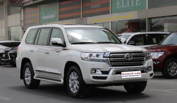 Toyota Land Cruiser GXR FULL OPTIONS