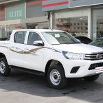 Toyota Hilux SRS 4WD