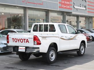 Toyota Hilux SRS 4WD