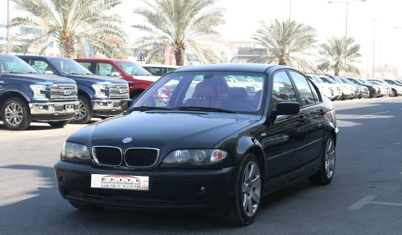 BMW 318 - 2004