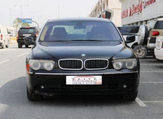 BMW 735 - 2003
