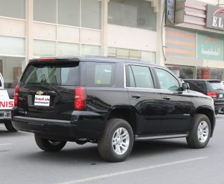 Chevrolet Tahoe LS 4X4 (Black)