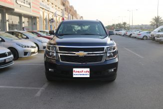 Chevrolet Tahoe LS 4X4 (Dark blue)