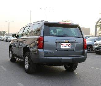 Chevrolet Tahoe LS 4X4 (Grey)