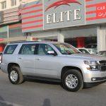 Chevrolet Tahoe LS 4X4 (Silver)