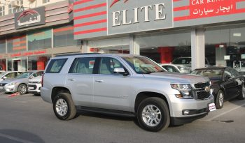 Chevrolet Tahoe LS 4X4 (Silver)