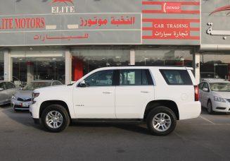 Chevrolet Tahoe LS 4X4 (White)