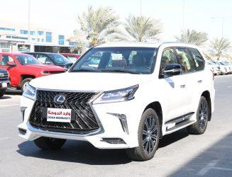NEW Lexus - LX 570 Sport