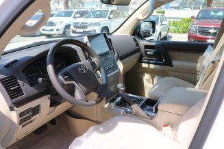 New Toyota - GXR