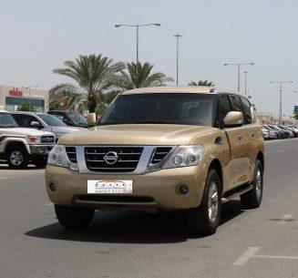 Nissan - Patrol SE 2013