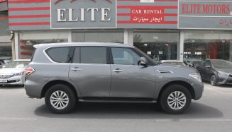 Nissan - Patrol SE 2014