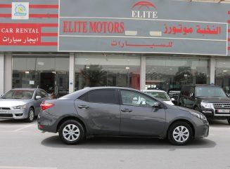USED Toyota - Corolla XLI 1.6 L