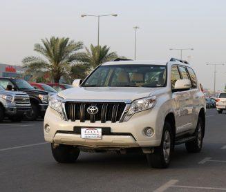 USED Toyota Prado - TXL