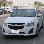 Chevrolet - Cruze white